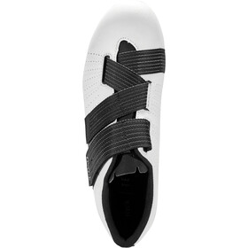 Fizik Tempo Powerstrap R5 Racing Bike Shoes white/black